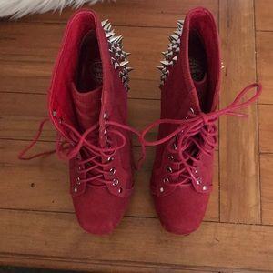 Jeffrey Campbell Rita Platform Spike Shoes